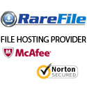 RareFile.net is a file hosting provider.