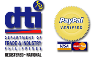 DTI registered paypal verified pesoexchanger